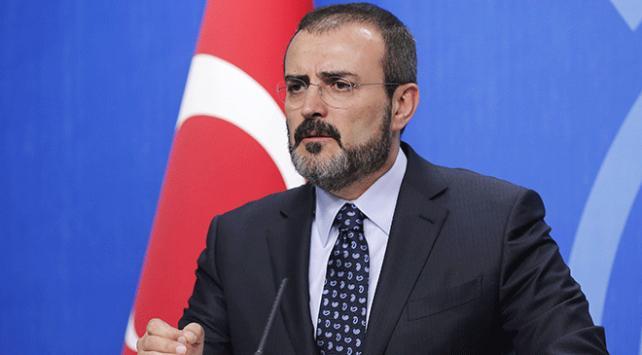 AK Parti Sözcüsü Ünaldan CHP-İYİ Parti ittifakına eleştiri