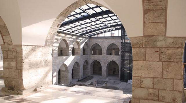 Sivastaki 442 yıllık Behram Paşa Hanı butik otel oluyor