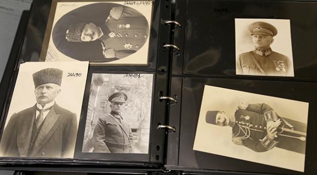 Medine Müdaafası kahramanı Fahreddin Paşanın arşivi dijital ortamda