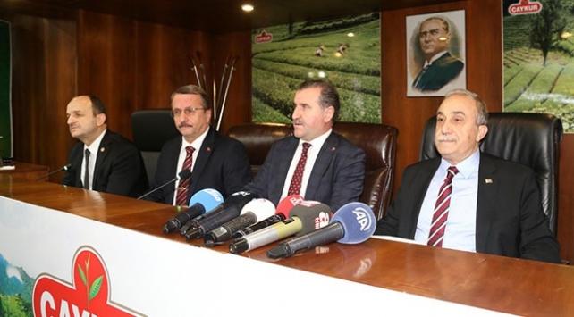 Gıda, Tarım ve Hayvancılık Bakanı Ahmet Eşref Fakıbaba: Çay sadece Rize için değil, tüm Türkiye için çok önemli