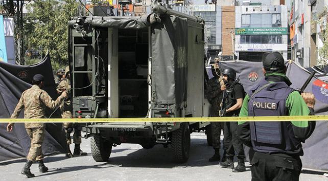 Pakistanda terör olayları azaldı