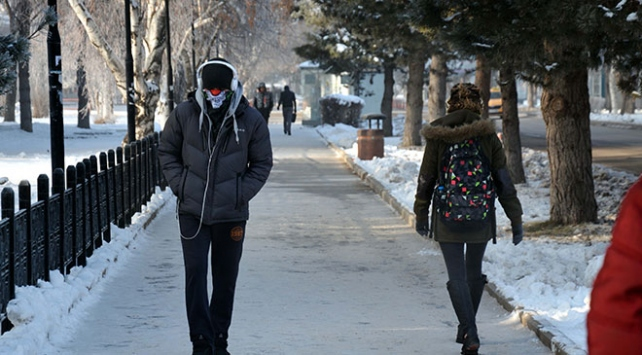 Soğuk hava kalp krizi riskini artırıyor