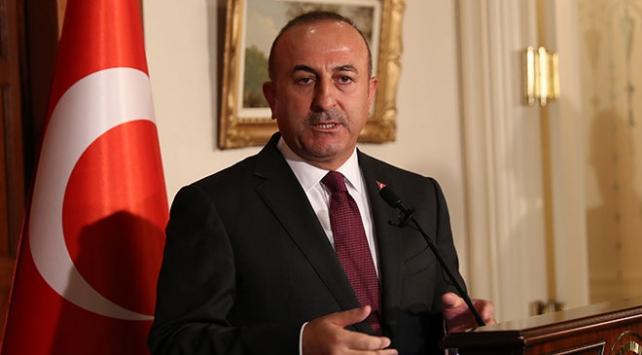 Dışişleri Bakanı Mevlüt Çavuşoğlu: Rejim, İdlibde Nusra ile mücadele bahanesiyle ılımlı muhalefeti vuruyor
