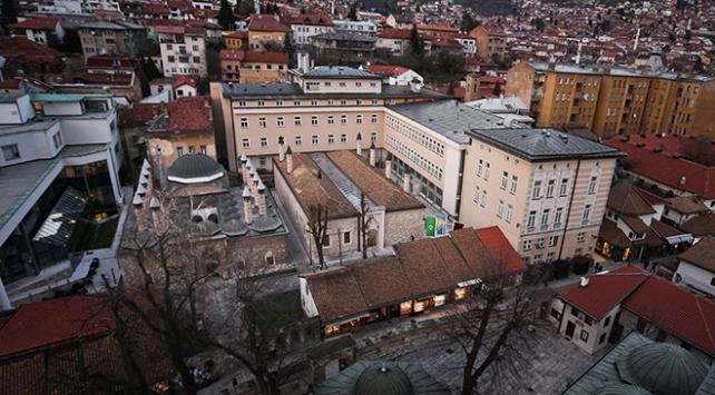 Saraybosnada 481 yıllık Osmanlı mirası