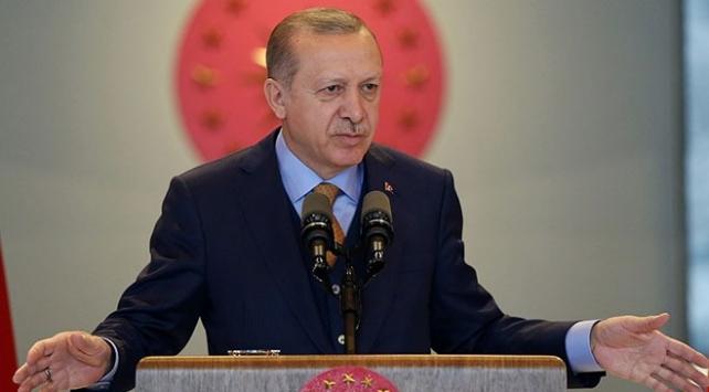 Cumhurbaşkanı Recep Tayyip Erdoğan: Hakkaniyete dayalı bir ücret dengesi kurulacak