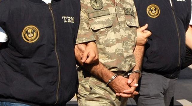 FETÖnün mahrem askeri yapılanmasına operasyon: 5 gözaltı