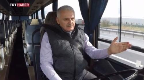 Başbakan Binali Yıldırım, bilinmeyen yönlerini TRTde anlattı