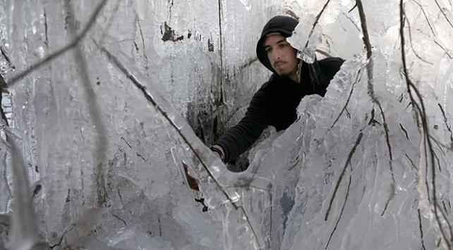 Hindistanda dondurucu soğuklar 187 can aldı