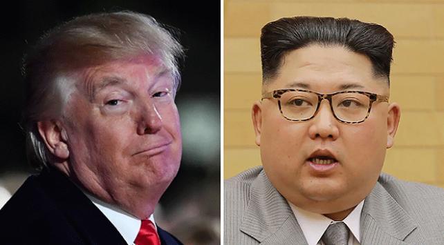 Trumptan Kuzey Kore ile görüşmeye yeşil ışık