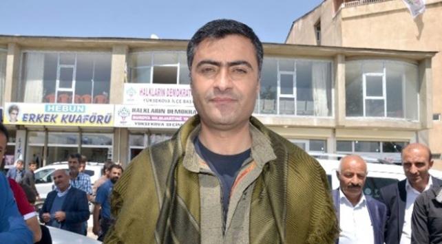 HDP Hakkari Milletvekili Abdullah Zeydana hapis cezası