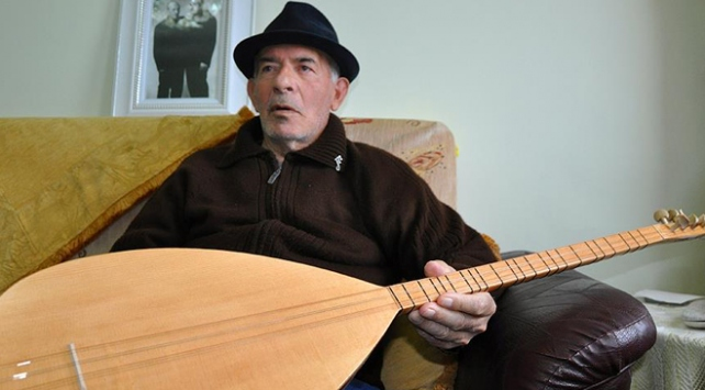 Aşık Veyselin büyük oğlu Ahmet Şatıroğlu hayatını kaybetti