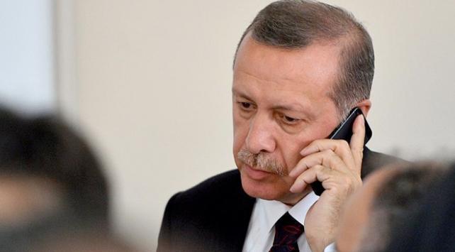 Cumhurbaşkanı Recep Tayyip Erdoğan, Tunus Cumhurbaşkanı ve Başbakanı ile görüştü