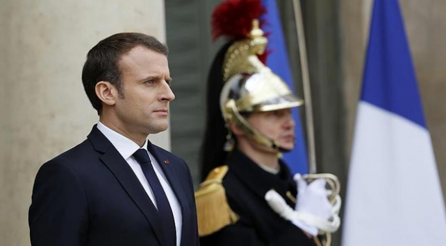 Fransa Cumhurbaşkanı Macrondan Trumpa İran çağrısı