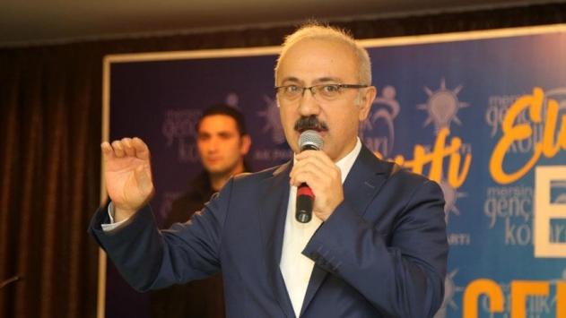 Kalkınma Bakanı Lütfi Elvan: Artık kendi kararını kendisi veren bir Türkiye var