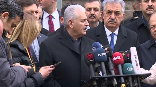 Başbakan Binali Yıldırım: Doğru kararı verecek olan birinci derece mahkemedir