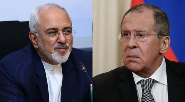 Rusya Dışişleri Bakanı Lavrov, Zarifi aradı