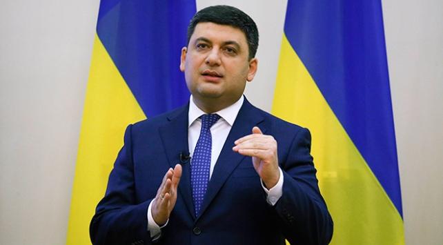 Ukrayna Başbakanı Vladimir Groysman: Filomuzla birlikte Kırımı da bize iade edin