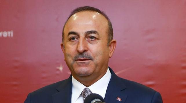 Dışişleri Bakanı Çavuşoğlundan ABDye FETÖ uyarısı
