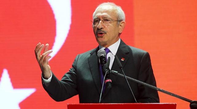 CHP Genel Başkanı Kılıçdaroğlu: Milletvekillerinin hapiste olması kabul edilemez