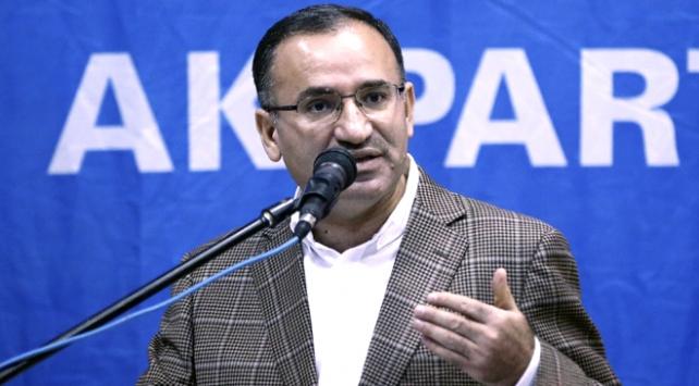 Başbakan Yardımcısı Bekir Bozdağ: AYMnin beraat kararı verme hak ve yetkisi yok