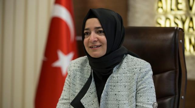 Aile ve Sosyal Politikalar Bakanı Kaya: Koruma altına aldığımız çocuk sayısı 5 bin 600lere ulaştı
