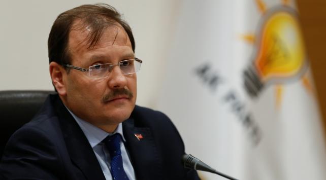 Başbakan Yardımcısı Hakan Çavuşoğlundan anamuhalefete kadın eleştirisi