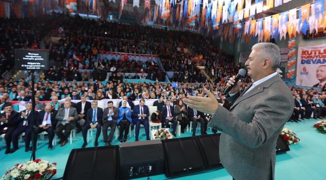 Başbakan Binali Yıldırım: Türkiyeye yapılacak her türlü saldırı misliyle karşılık bulacaktır