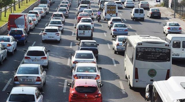 Ankara da bazı yollar bugün trafiğe kapalı