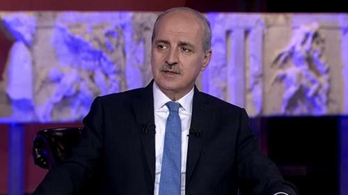 Numan Kurtulmuş: Şu anda 57 tarihi eserimiz Türkiyeye getirilmek için listede