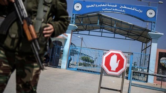 İsrail, Gazzenin tek ticari sınır kapısını kapatıyor