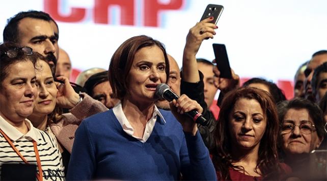 CHP İstanbul İl Başkanlığına Kaftancıoğlu seçildi