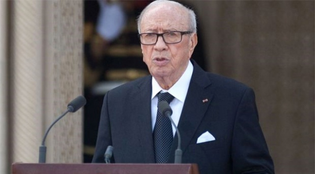 Tunus Cumhurbaşkanı Sibsiden yabancı basına tepki