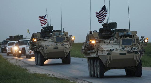 ABDden terör ordusu açıklaması