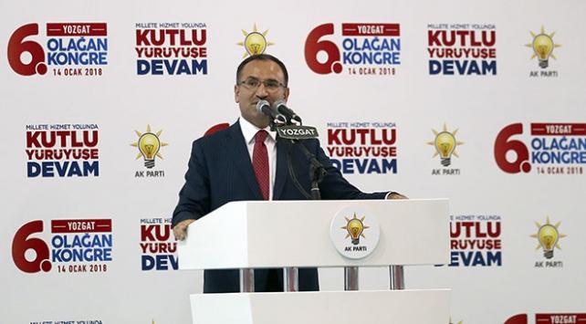 Başbakan Yardımcısı Bekir Bozdağ: Yozgat, Türkiyenin en önemli şehirlerinden biri haline gelecektir