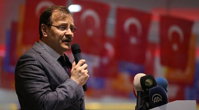 Başbakan Yardımcısı Hakan Çavuşoğlu: Bunlar İstanbulda yöneticilik de yapamaz, bu ülkeye bir milim faydası da olamaz
