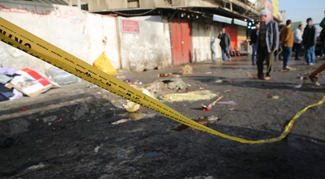 Bağdatta çifte intihar saldırısı: 38 ölü, 105 yaralı