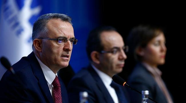 Maliye Bakanı Naci Ağbal: 2017 bütçesi 47,4 milyar lira açık verdi
