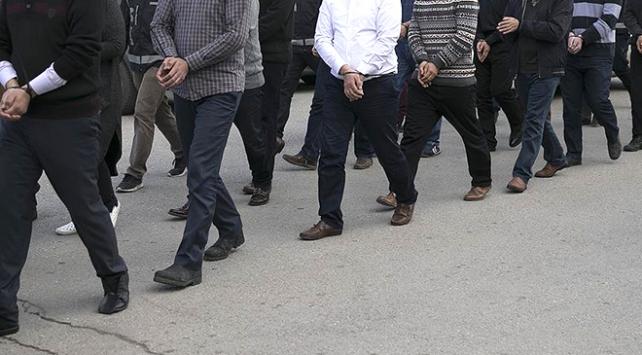 Samsunda FETÖ operasyonu: 14 gözaltı