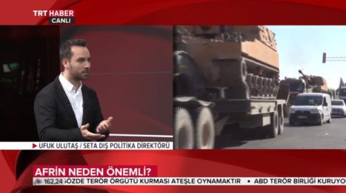 SETA Dış Politika Direktörü Ufuk Ulutaş: Adı koyulmamış bir savaş hali var