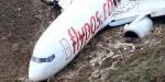 Trabzonda pistten çıkan uçağın pilotu: Uçağın kaymasına mani olamadım