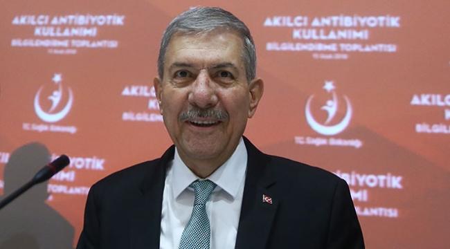 Türkiyede antibiyotik kullanımı azaldı