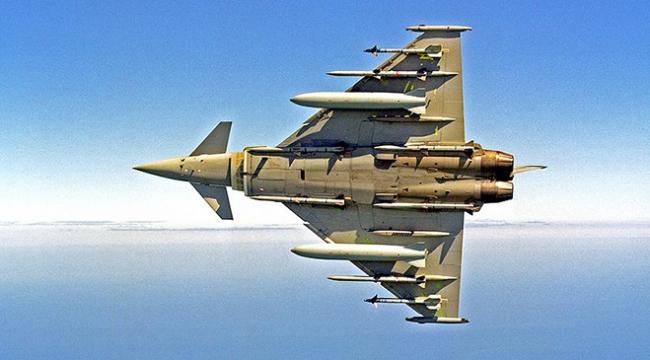 İngiliz jetleri Rus savaş uçaklarına karşı havalandı
