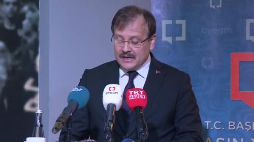 Başbakan Yardımcısı Hakan Çavuşoğlu Güçlü olmak seni haklı yapmaz