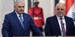 Başbakan Yıldırım, Irak Başbakanı İbadi ile telefonda görüştü