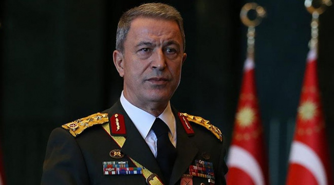 Genelkurmay Başkanı Akar, NATO toplantısı için Brüksele gitti