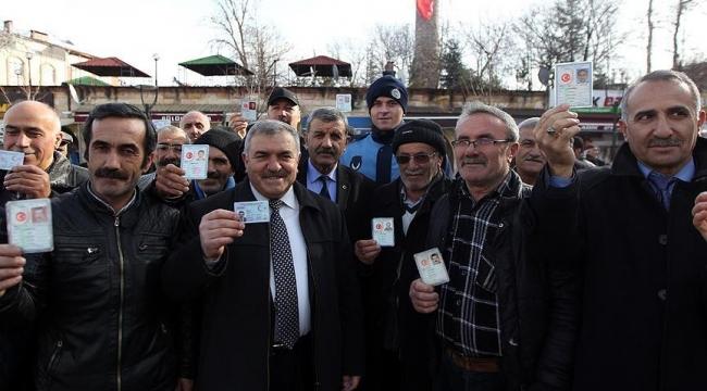 Samsunun Ladik ilçesinde 2 bin kişinin adı Seyit Ahmet