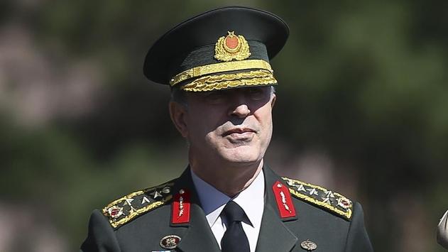 Genelkurmay Başkanı Orgeneral Akar: YPG'nin desteklenmesine müsaade edemeyiz, etmeyeceğiz