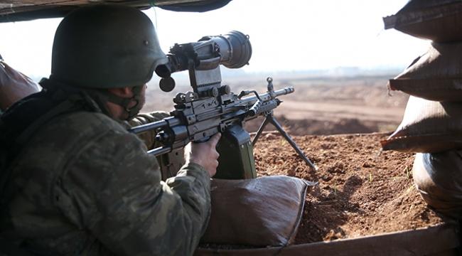 PKKlı teröristlerin bel kemiği Afrin