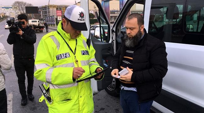 """Trafik cezaları e-devletten """"anlık bildirimle"""" öğrenilecek"""