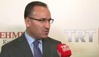 Başbakan Yardımcısı Bekir Bozdağ: Üzeri örtülmüş büyük zaferi TRT ekrana taşıyor